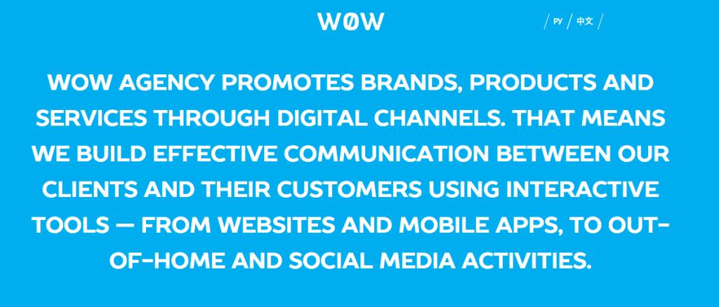 WOW - Russia - Digital - Agency