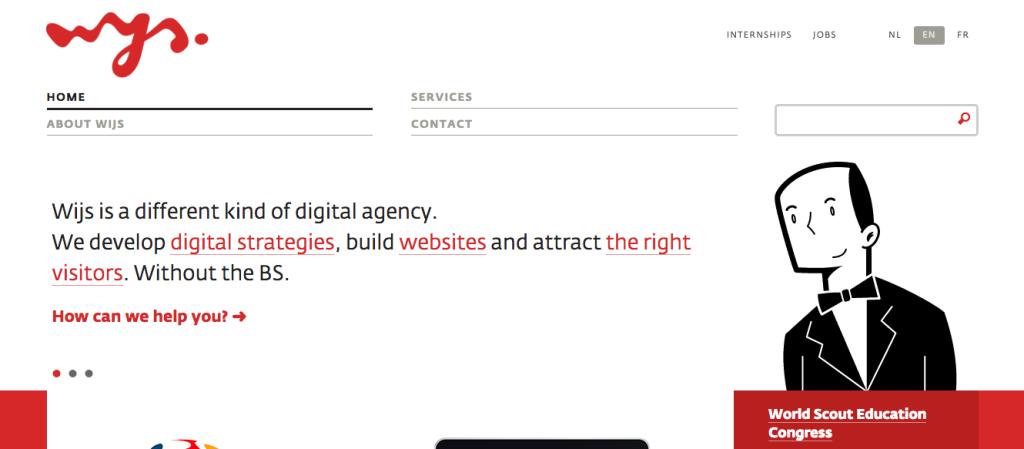 Digital - Agency - belgium - Wijs