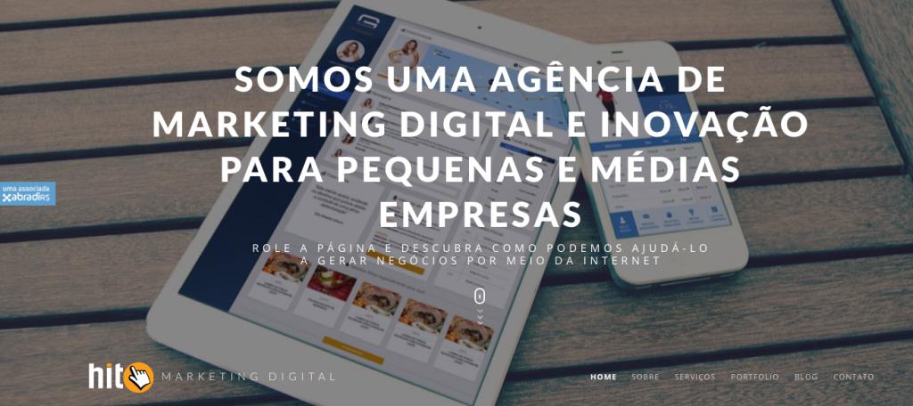 Hit - Digital - Agency - Brazil