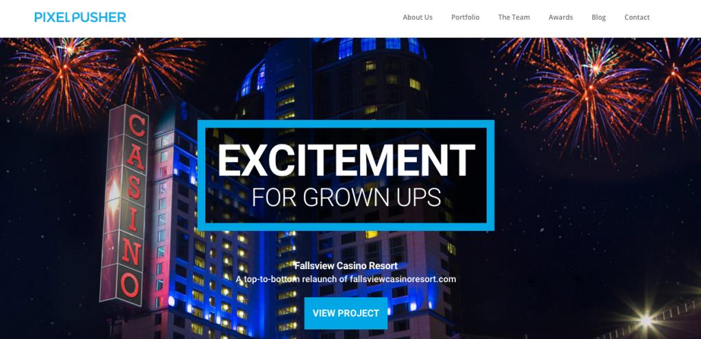 Pixelpusher - Digital - Agency - Toronto