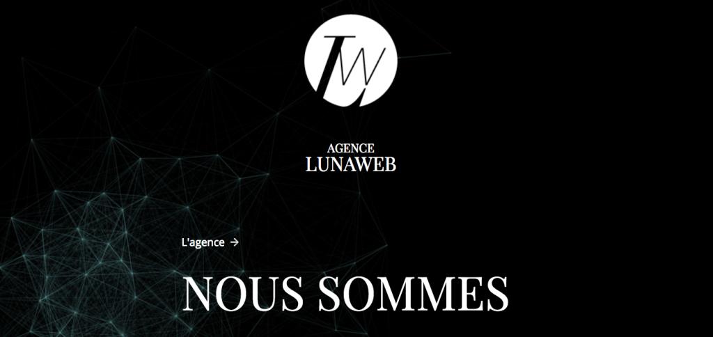 LunaWeb - Digital - agency - Paris