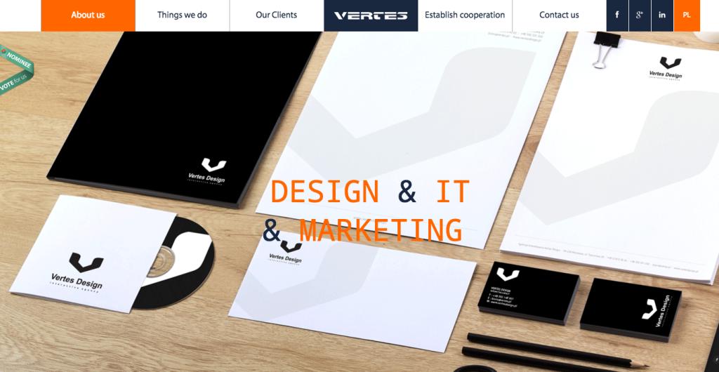 Vertes Design - Poland - Digital - Agency