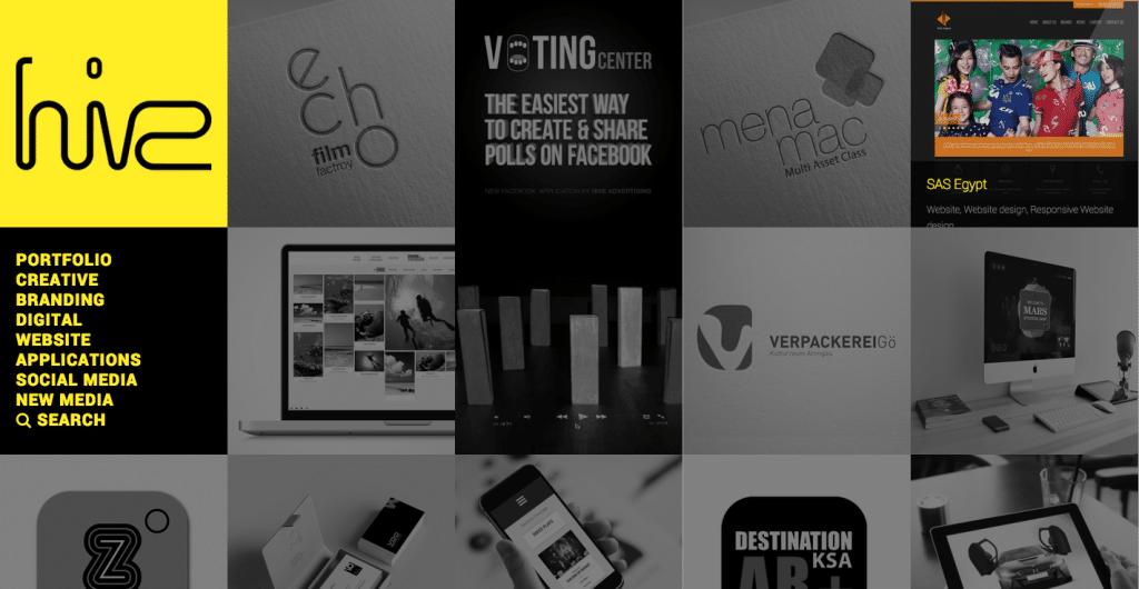 Hive Advertising Agency   Top Interactive Agencies