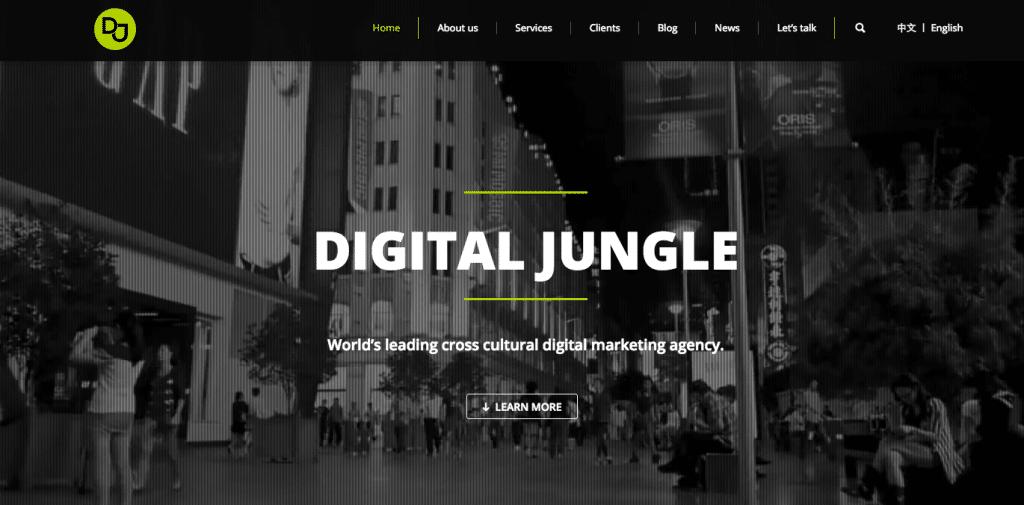 Digital Jungle-China-Digital-Agencies