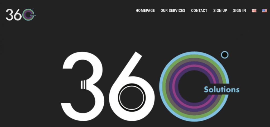 360 Degrees - Tbilisi - Digital - Agency