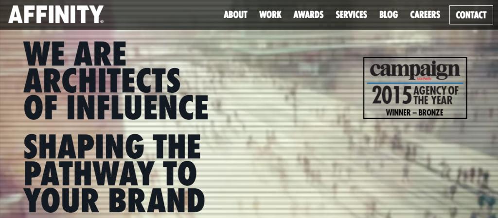 Digital - Agency - Australia - Affinity