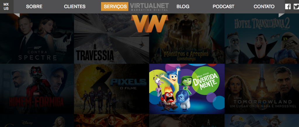 Virtualnet - Brasil - Digital - Agency