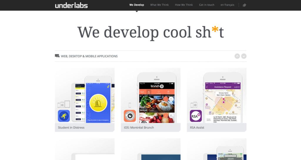 Underlabs - Canada - Digital - Agency