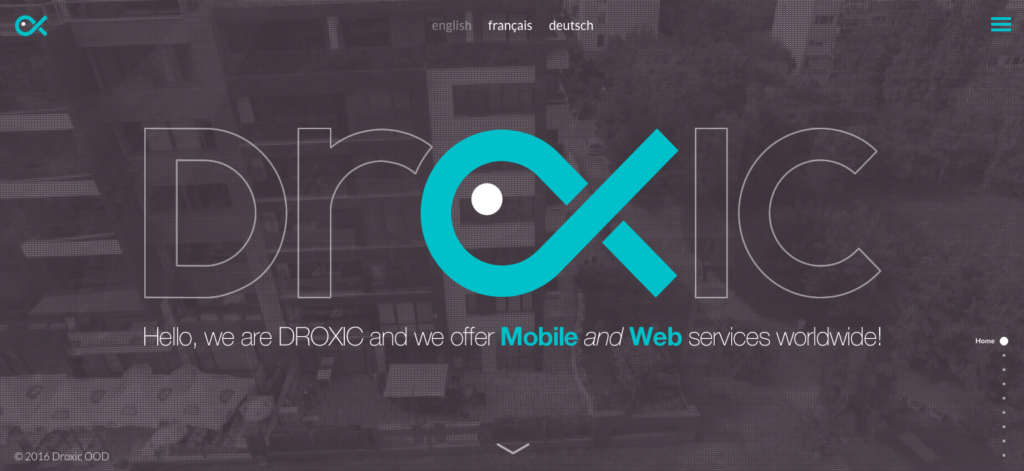 Droxis - Bulgaria - Agency - Digital