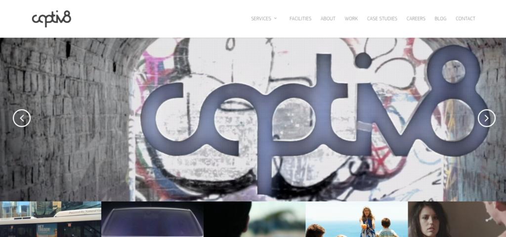 Captiv8 - Sydney - Agency - Digital