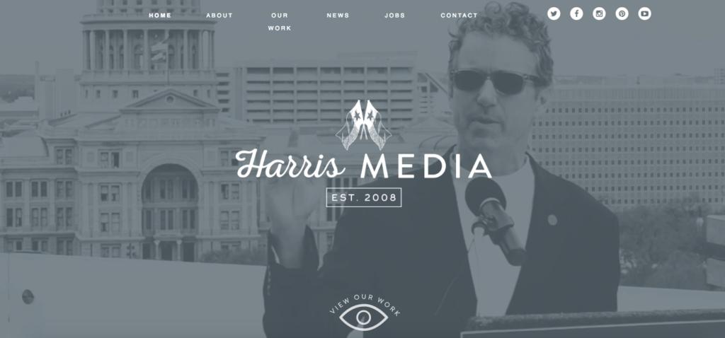 Harris Media - Austin - Agency - Digital